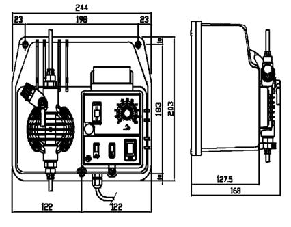 A Water Pump Test