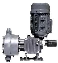 ST-D diaphragm pump